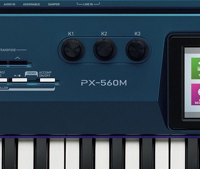 PX560MBE_Controls